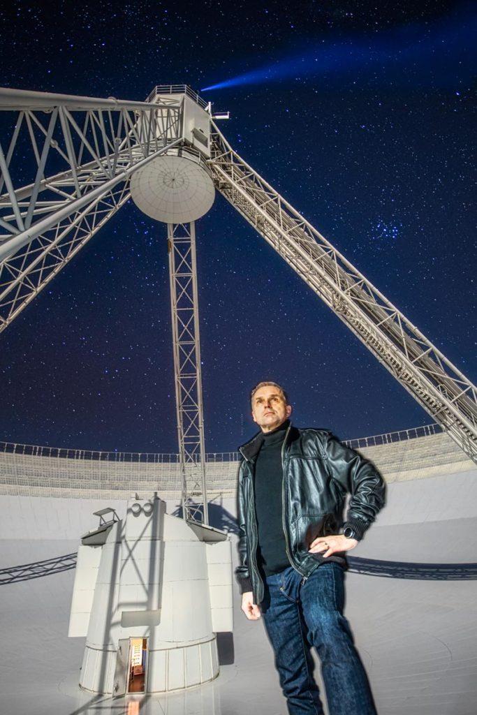 industriefotograf, industriefotografie, teleskop, astrophysik