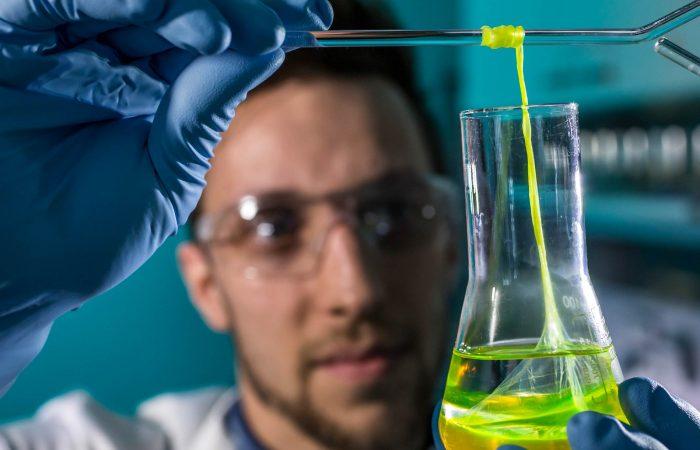 wissenschaftsfotograf, wissenschaftsfotografie, flüssiger, nylon